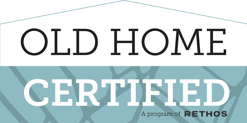 OLD HOME CERTIFIED DESIGNATION COURSE