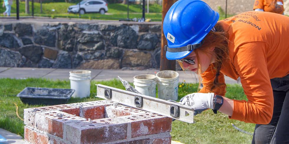BRICK BY BRICK: INTRO TO BRICK MASONRY CONSTRUCTION