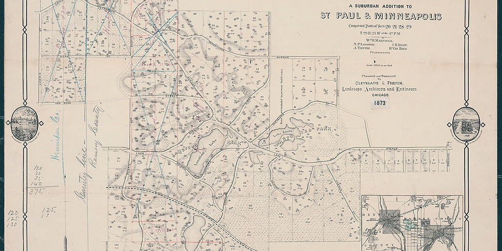 Garden Suburbs of the Twin Cities - 2 CE Credits
