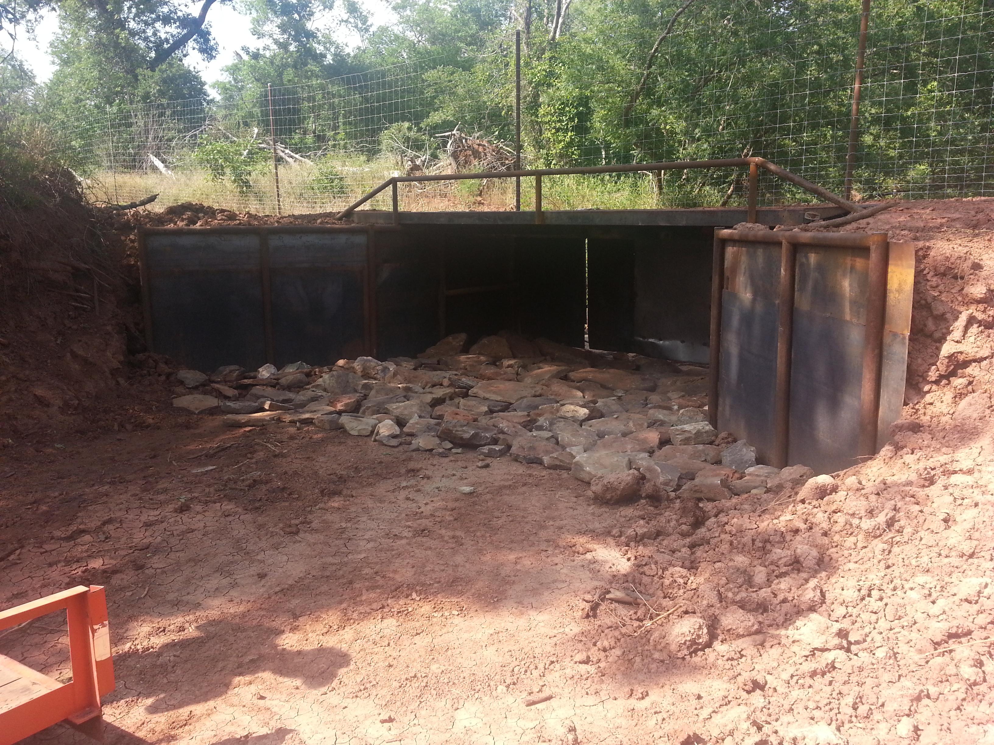 Bridge & Retaining Walls