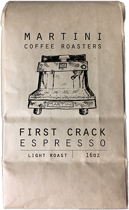 First Crack Espresso