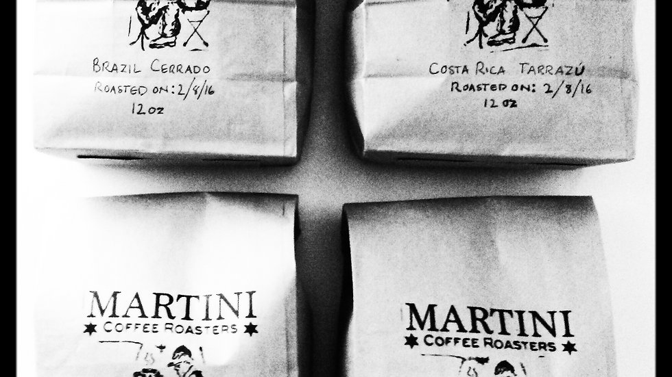 Martini Coffee Subscription