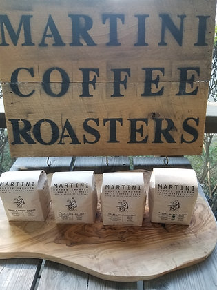 Unroasted Africa Sampler Pk-Green Coffee Beans 4LBS - 100% Raw Arabica Beans