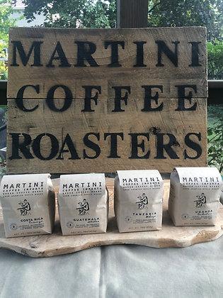 Unroasted  Premium Sampler -Green Coffee Beans- 4LBS - 100% raw arabica coffee