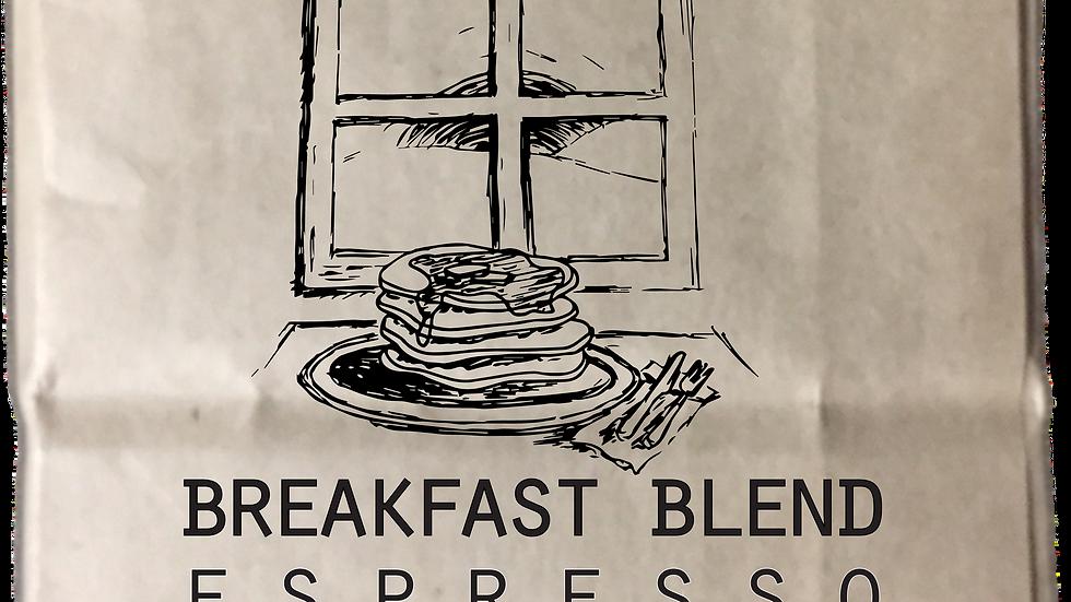 Breakfast Blend Espresso