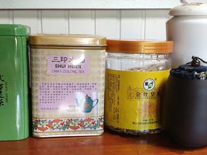 Teelagerung