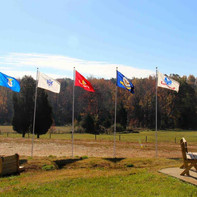 Flags flying proud at the Farm.jpg