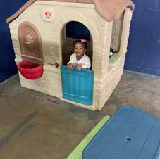 Indoor Gym Play