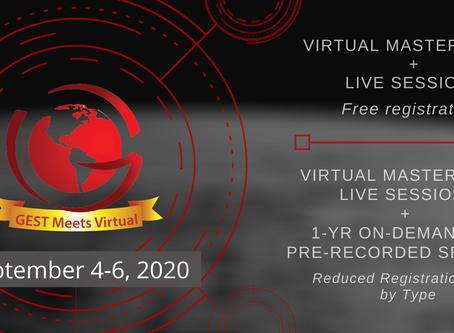 GEST Meets Virtual 2020