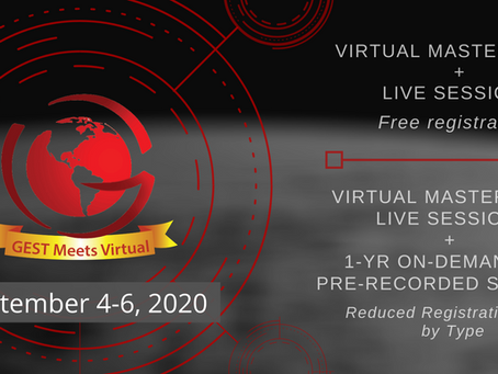 GEST Meets Virtual 2020