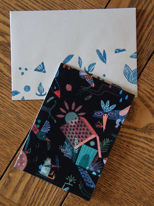 Sanctuary - Greeting Card
