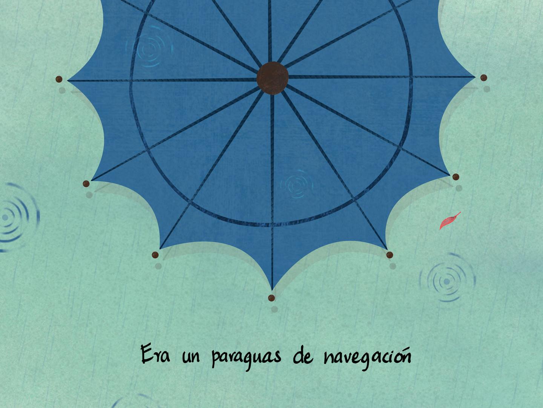 Paraguas de navegación