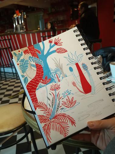 breton-cafe-sketching-catalina-carvajal-