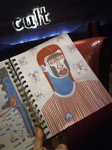 cult-cafe-sketch-people-catalina-carvaja