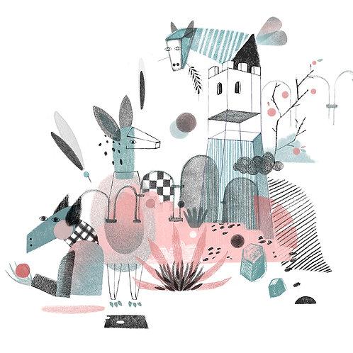 Endgame - Fine Art Print
