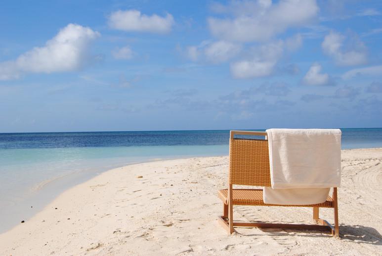 Jumby Bay Beach...