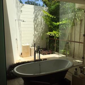 Rosewood Mayakoba, Outdoor Shower