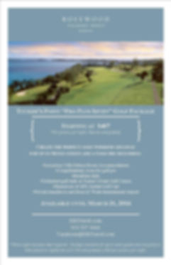 Our special Rosewood Tuckers Point Golf Package...  Elli Travel is a luxury travel agency specializing in leisure travel for groups, families and couples.  Larchmont Travel Agency, Mount Kisco Travel Agency, Rye Travel Agency, Scarsdale Travel Agency, Greenwich Travel Agency, Ramsey Travel Agency, Wyckoff Travel Agency, Mamaroneck Travel Agency