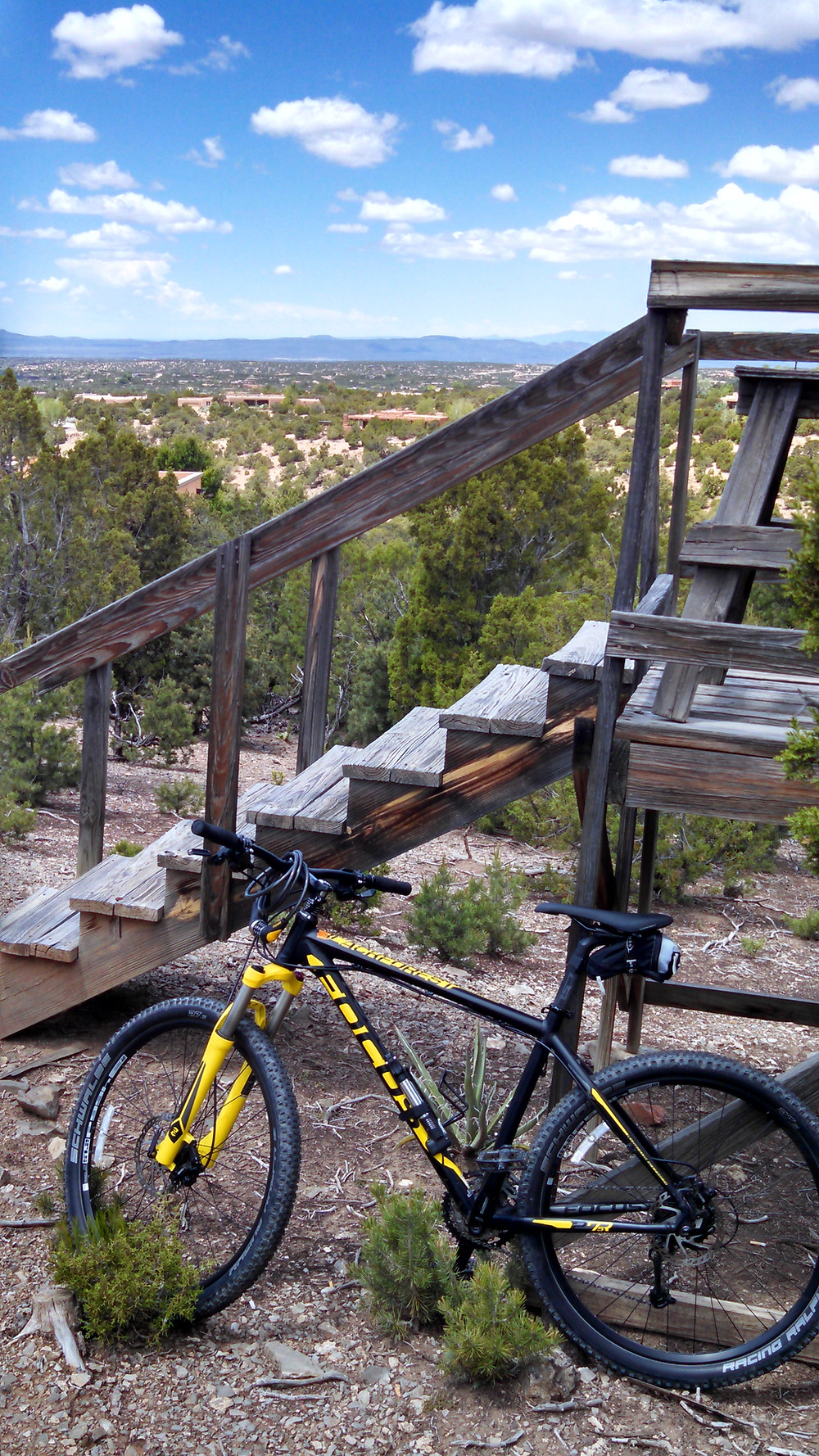 Santa Fe, Mountain Biking