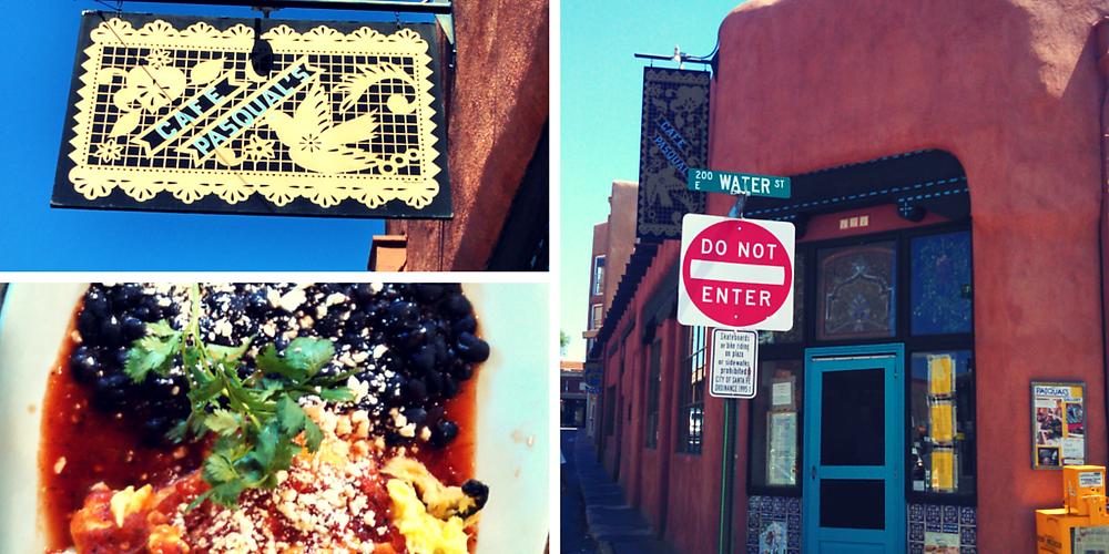 Santa Fe, Cafe PasQual's