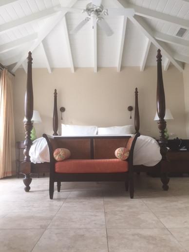 Jumby Bay Rooms...  Let Elli Travel upgr