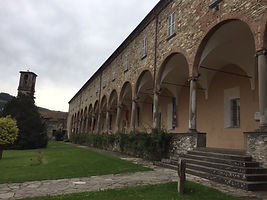 San Colombano Abbey in Bobbio Emilia Romagna. Elli Travel Group is a New York based travel agency specializing in luxury travel. How can I upgrade my Emilia Romagna, Italy Experience? Through Elli Travel Group, clients receive complimentary amenities. We are proud members of Virtuoso, Rosewood Elite, and Starwood Luxury Privileges.