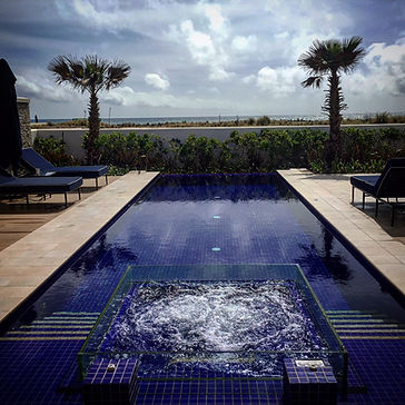 One of the views of the private pools at the Banyan Tree Tamouda Bay, Morroco. Elli Travel Group is a New York based travel agency specializing in luxury travel. How can I upgrade my Banyan Tree Tamouda Bay Experience? Through Elli Travel Group, clients receive complimentary amenities.  We are proud members of Virtuoso, Rosewood Elite, and Starwood Luxury Privileges.