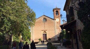 Our visit to Emilia Romagna, Rivalta Church.  Elli Travel Group is a New York based travel agency specializing in luxury travel. How can I upgrade my Emilia Romagna, Italy Experience? Through Elli Travel Group, clients receive complimentary amenities. We are proud members of Virtuoso, Rosewood Elite, and Starwood Luxury Privileges.