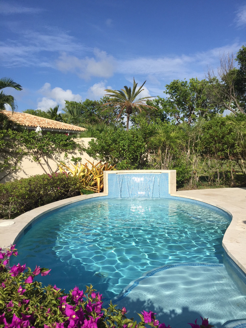 Jumby Bay Private Plunge Pool