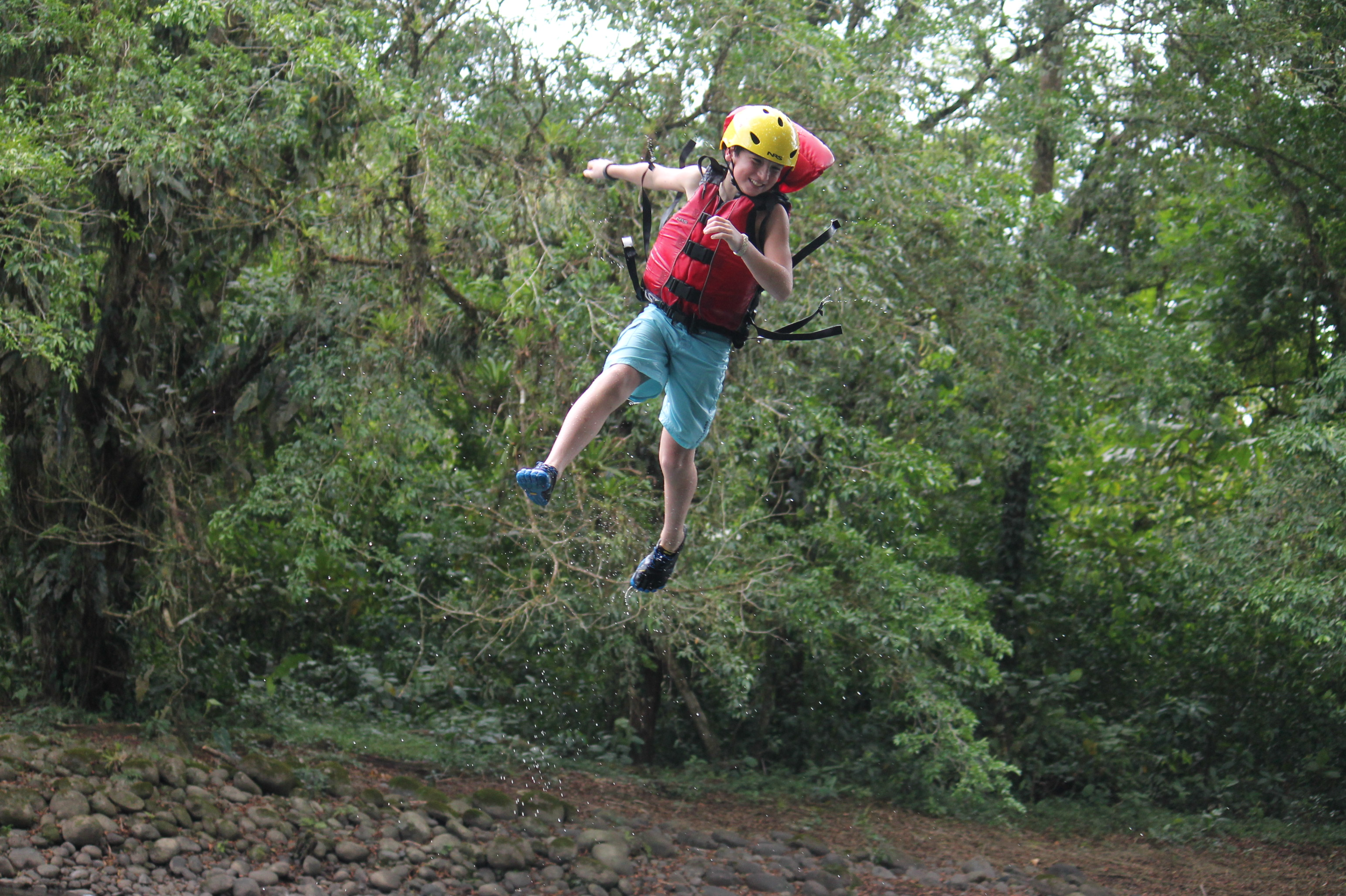 Costa Rica, Family Itinerary
