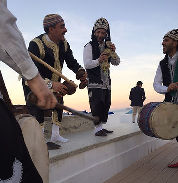 Men singing songs of their culture at the Banyan Tree Tamouda Bay, Morroco. Elli Travel Group is a New York based travel agency specializing in luxury travel. How can I upgrade my Banyan Tree Tamouda Bay Experience? Through Elli Travel Group, clients receive complimentary amenities.  We are proud members of Virtuoso, Rosewood Elite, and Starwood Luxury Privileges.