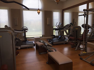 The Awesome gym at the Banyan Tree Tamouda Bay, Morroco. Elli Travel Group is a New York based travel agency specializing in luxury travel. How can I upgrade my Banyan Tree Tamouda Bay Experience? Through Elli Travel Group, clients receive complimentary amenities.  We are proud members of Virtuoso, Rosewood Elite, and Starwood Luxury Privileges.