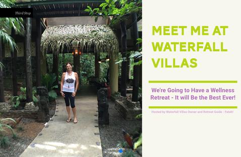 Waterfall Villas - Costa Rica