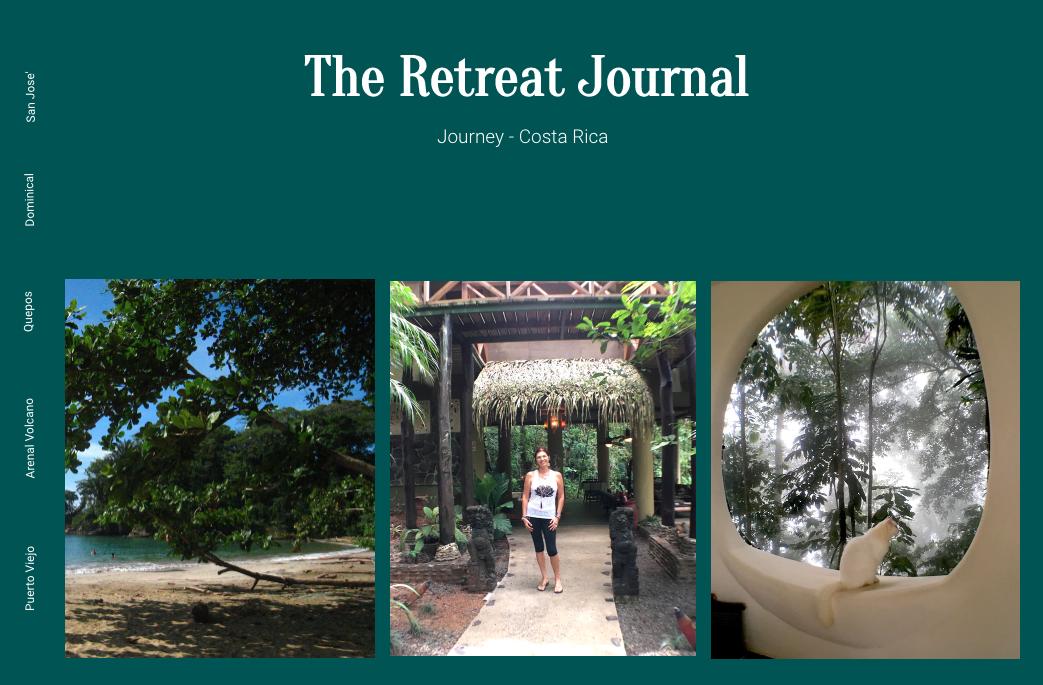 Journey Costa Rica