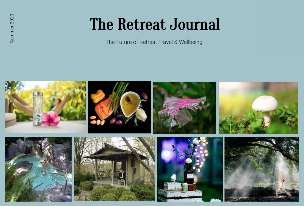 Retreat Journal Summer 2020