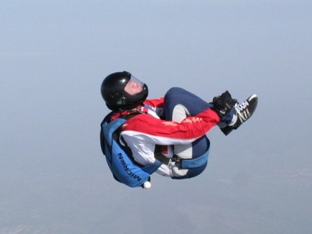 Extreme sports training - first step; create the Potential