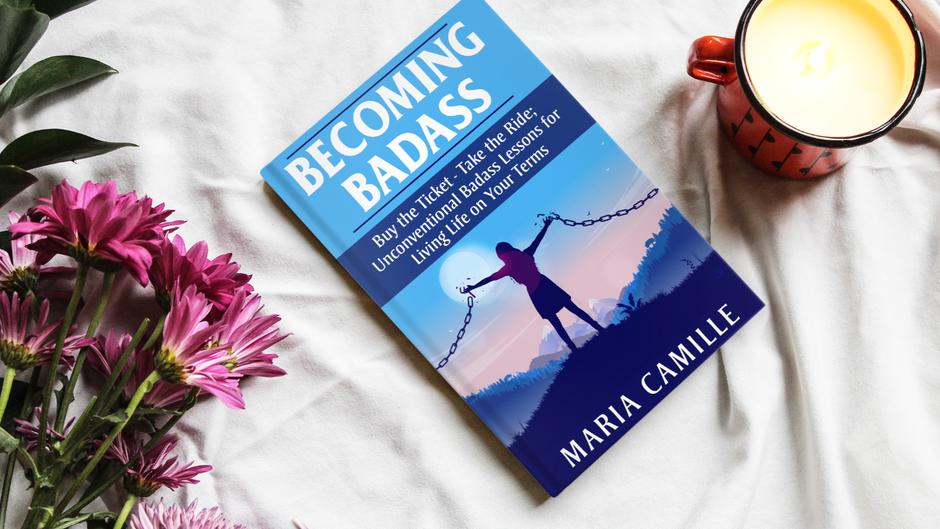Becoming Badass - My New Book