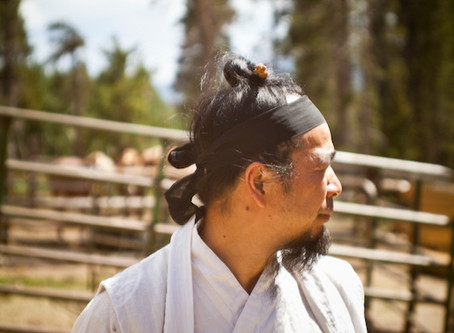Life Lessons from a Taoist Martial Arts Master