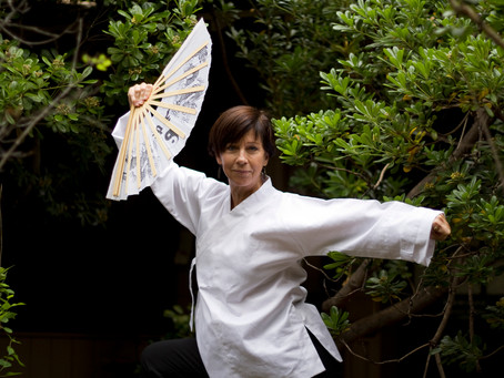 Bagua Flow; the mind body exercise I developed for destination resorts
