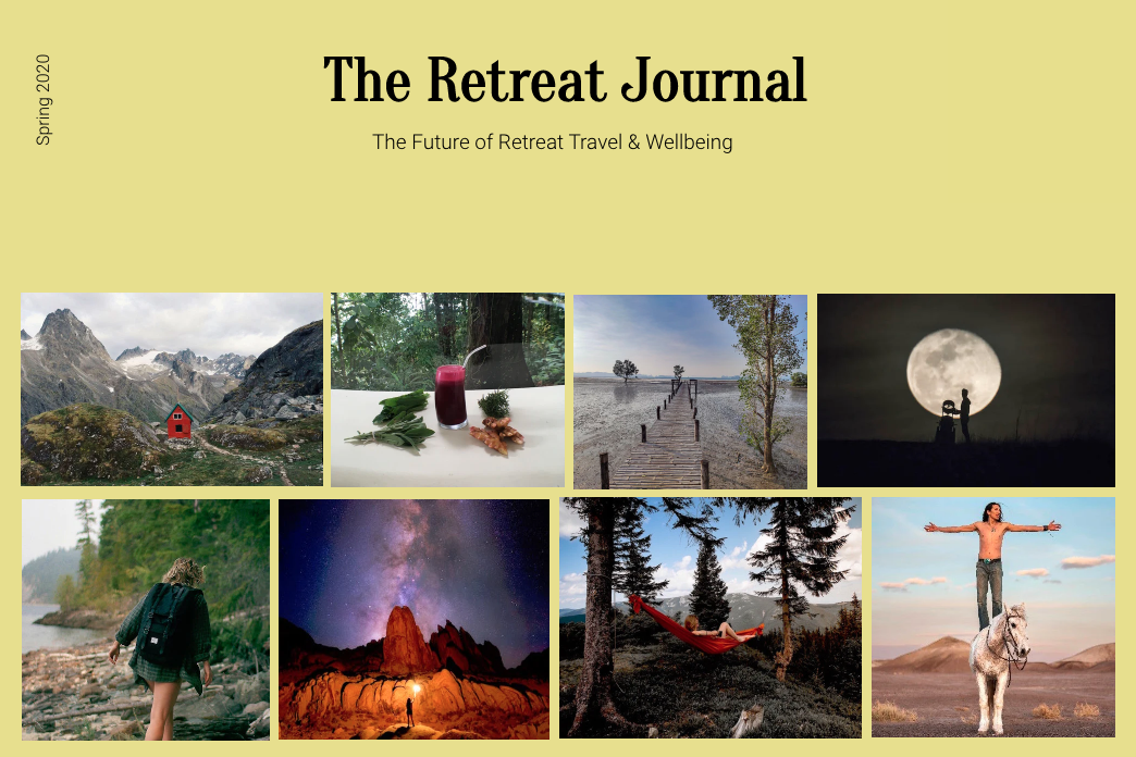Retreat Journal Spring 2020