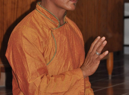 Experiencing the Death of a Former Life with Dhargya Lobsang