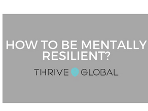 5 lessons on how to build resilience during Covid-19