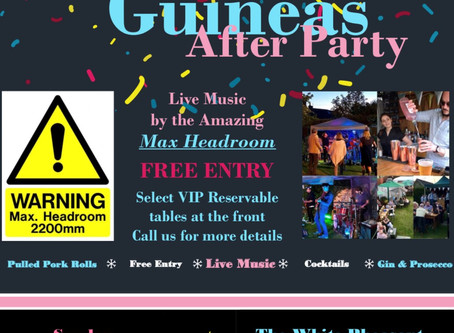 Guineas After Party 2019