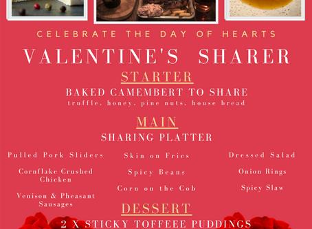 Valentine's Sharer