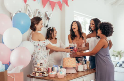 Catering Ideas for Baby Showers