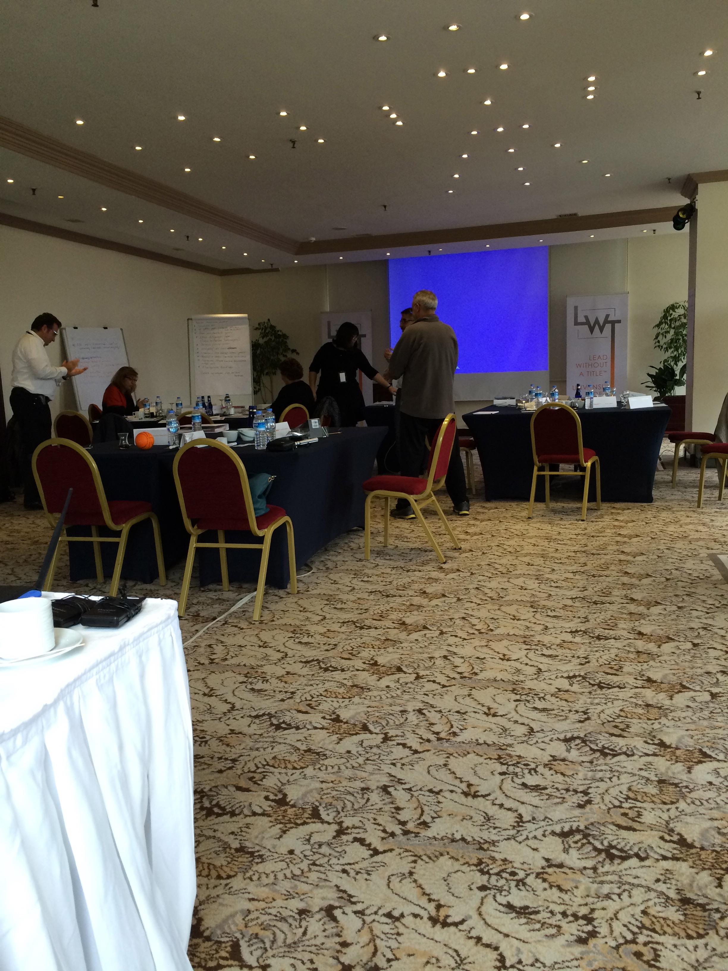 Corporate Workshop