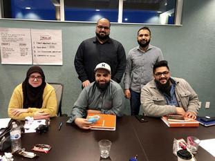 Almaghrib Institute Leadership Team Focu