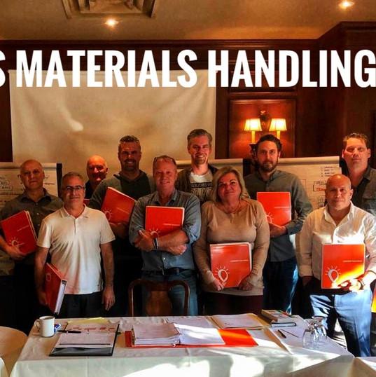 Zelus Materials Handling