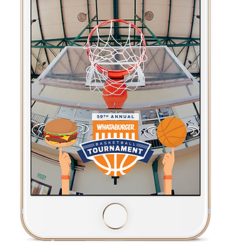 Geo-Filter for Whataburger