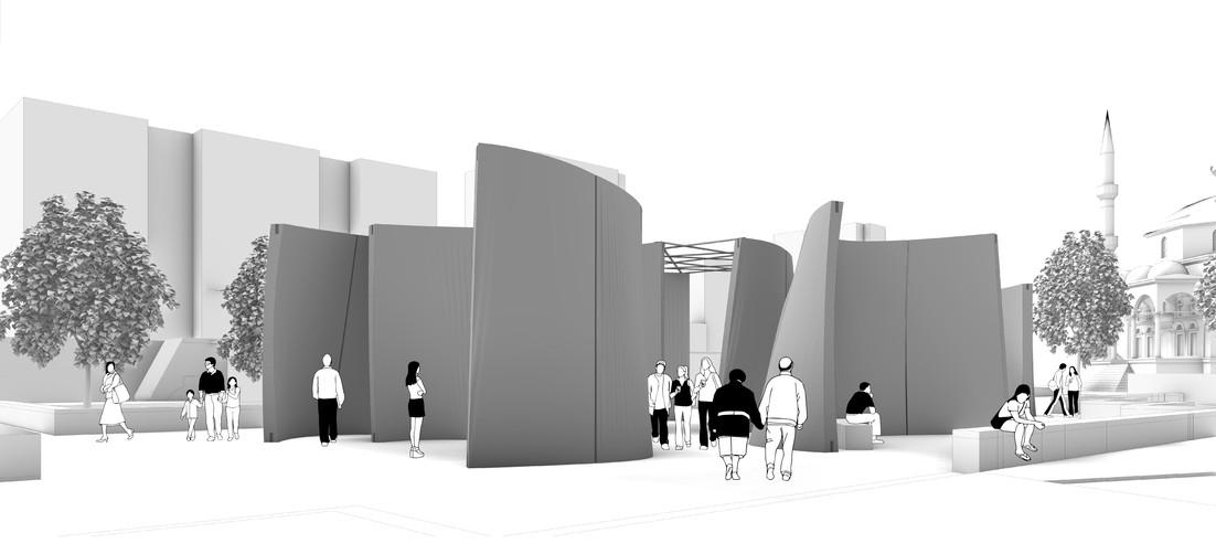 Concrete Pavilion